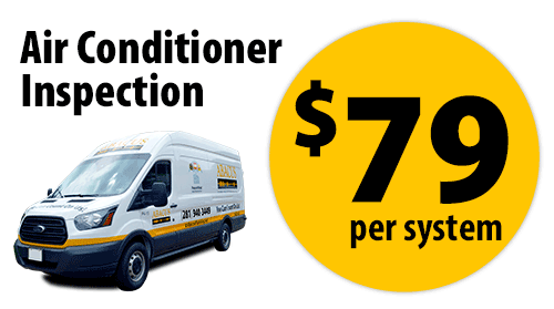 AC Inspection - $79 per system