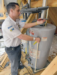 abacus plumbing water heater repair and installation houston