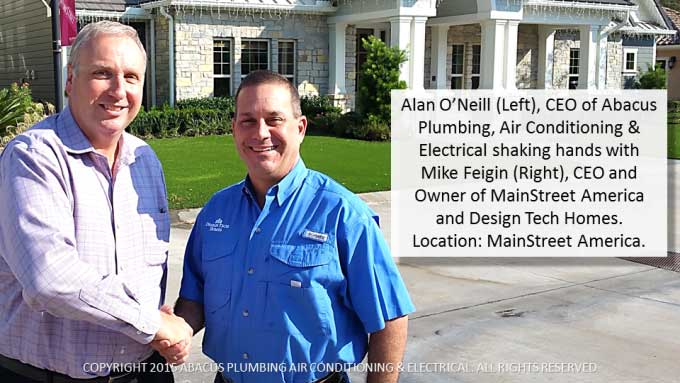 MainStreet America Partners with Abacus Plumbing, Air Conditioning ...