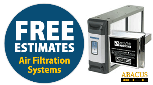 FREE Estimates on Air Filtration Systems