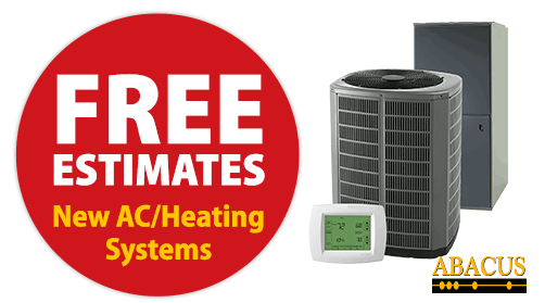 FREE Estimates on New AC & Heating Systems