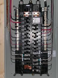 Electrical panel electrical panel replacement the real cost average cost to replace fuse box with circuit breakers at n-0.co