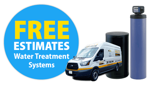 Free Estimates: Water Treatment Systems