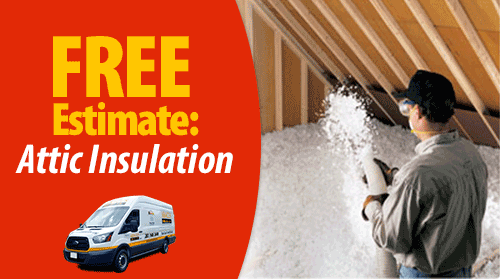 Free Estimate: Attic Inuslation