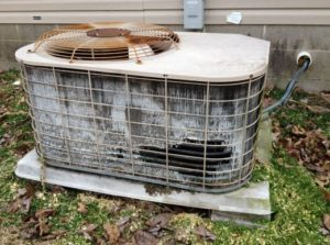 Common Signs With Broken AC Units