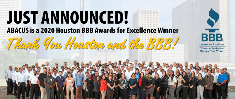 BBB Award for Excellence 2020