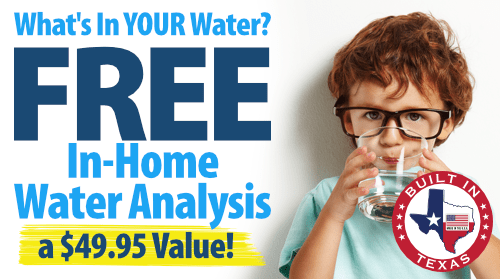 Free In-Home Water Analysis