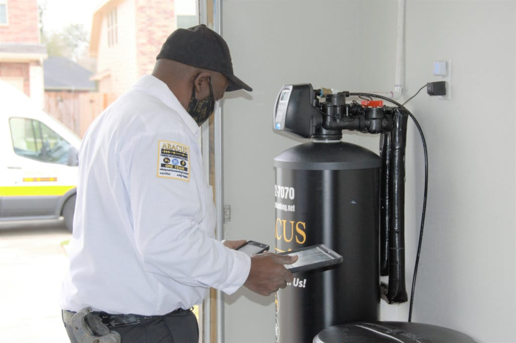 Houston Water Softener Installation & Maintenance by Abacus